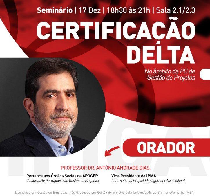Certificação DELTA
