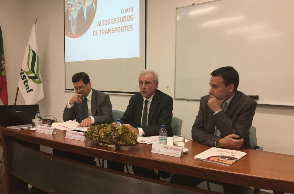 ISG   Business & Economics School e Logistel, SA realizam curso de Altos Estudos de Transportes