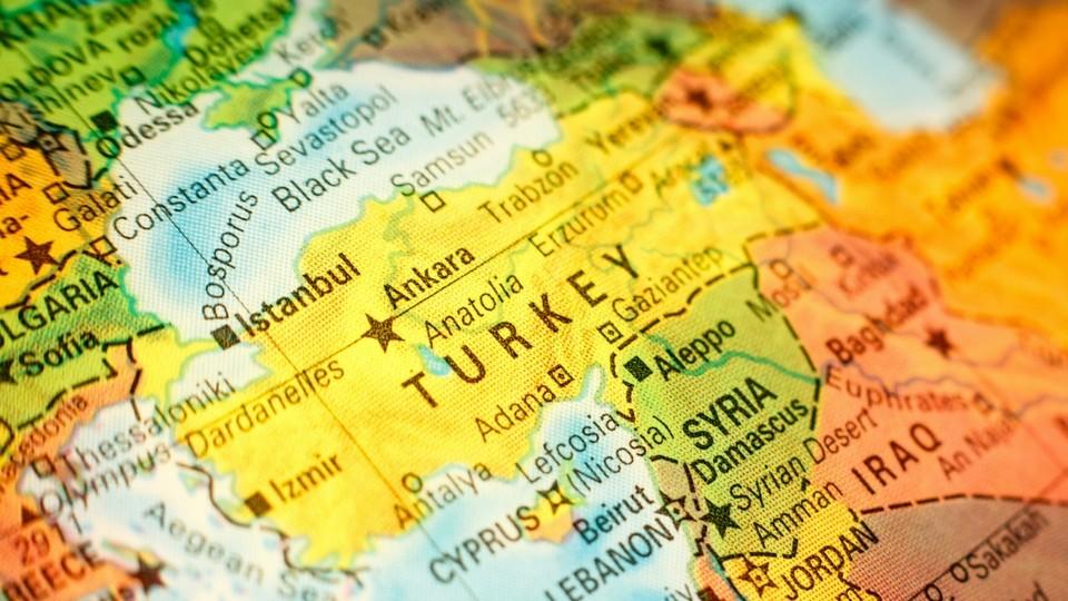 Atribuição de Bolsas de Estudo pela República da Turquia