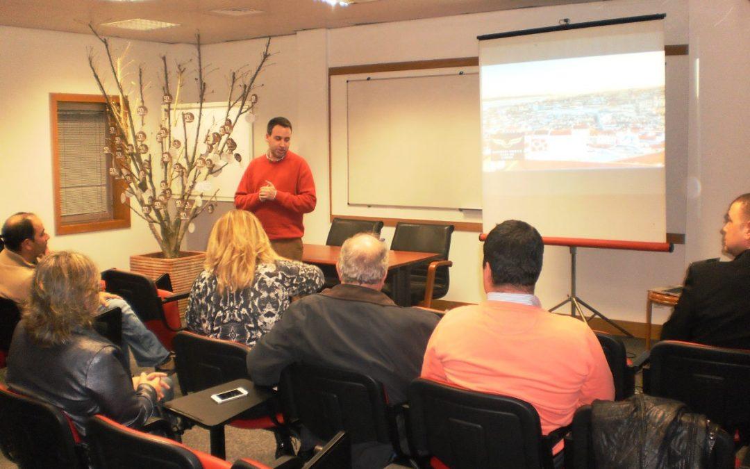 Sessão de Pitch da iniciativa do Clube Business Angels de Lisboa