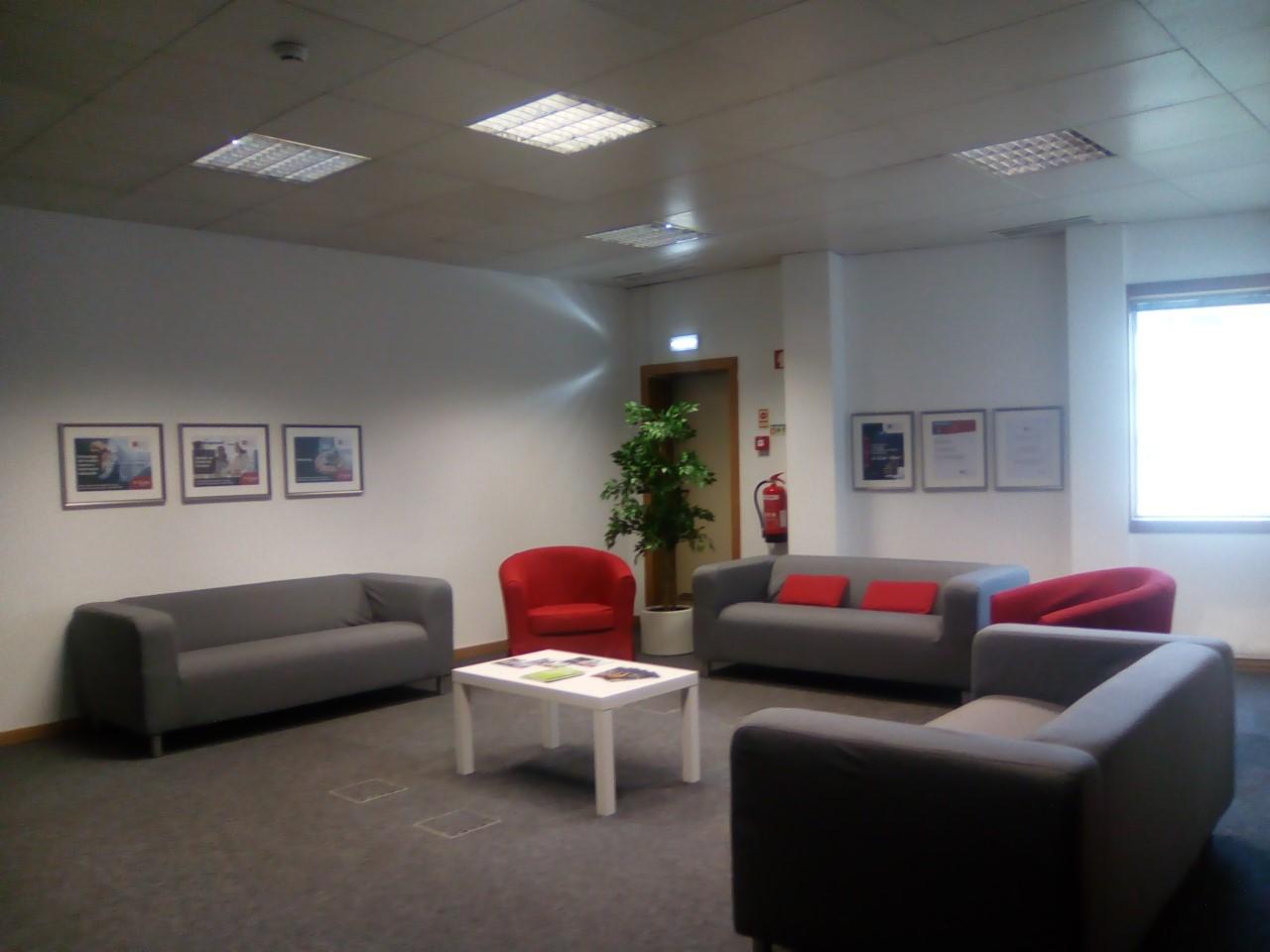 ISG Reinício de aulas com espaços renovados
