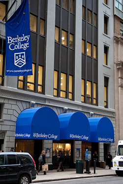 ISG assina protocolo com Berkeley College