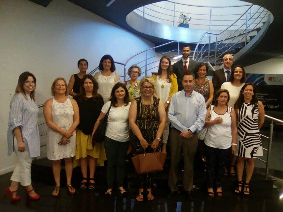 12ª Reunião Geral do Grupo Ensinus