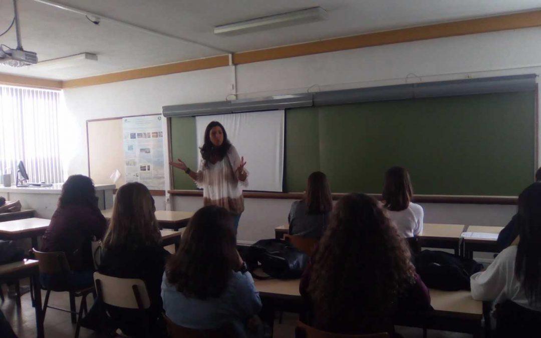 Criar Saberes visita a Escola Secundária Fernão Mendes Pinto