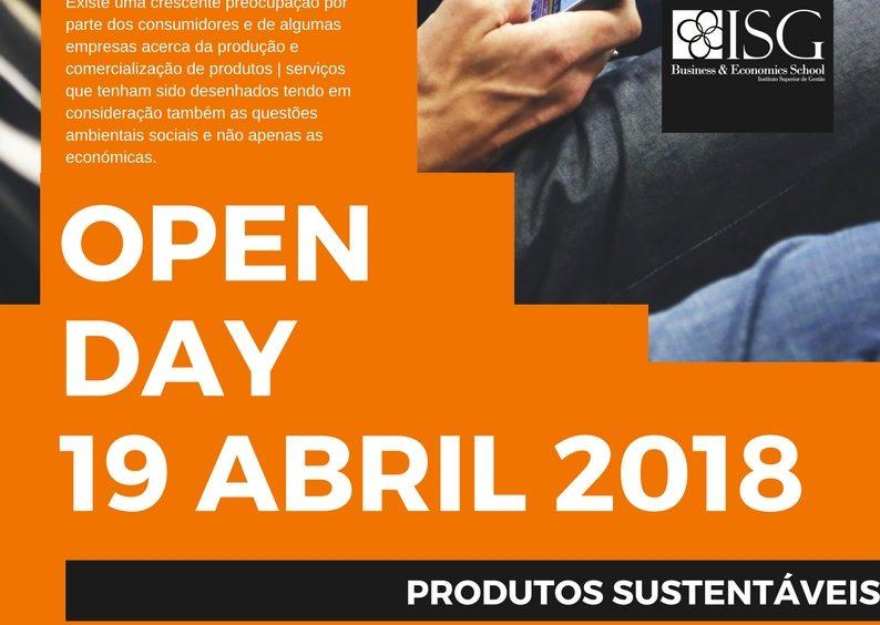 OPEN DAY DO ISG