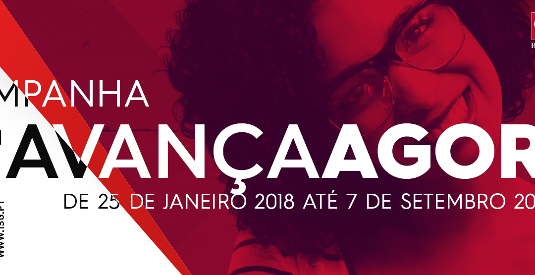 Campanha #AVANÇAAGORA