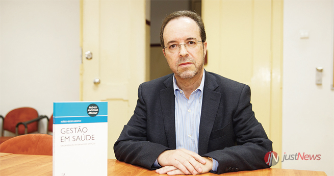 Docente do ISG vence 3.ª edição do Prémio António Arnaut