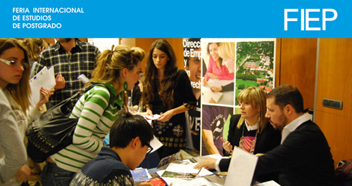 Feira Internacional de Estudos Pós-Graduados