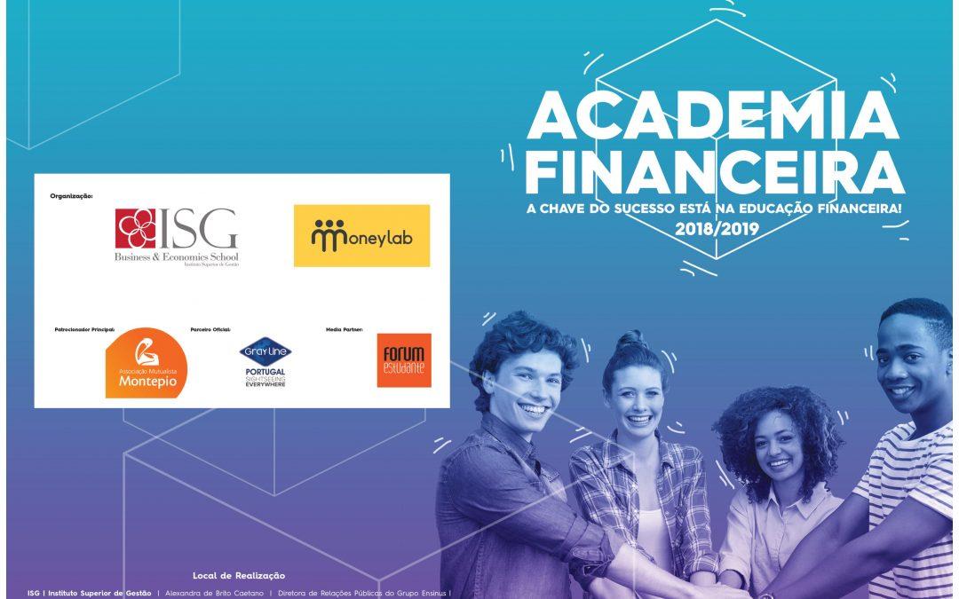 2ª Edição da Academia Financeira