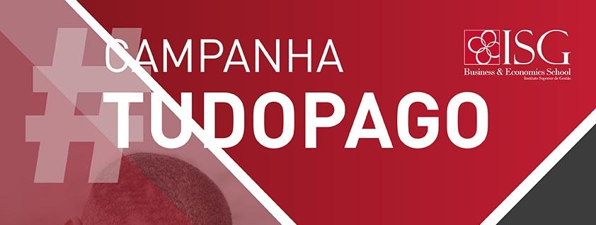 Campanha #TudoPago!