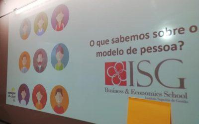 Formação de Equipas de Docentes e Colaboradores do ISG