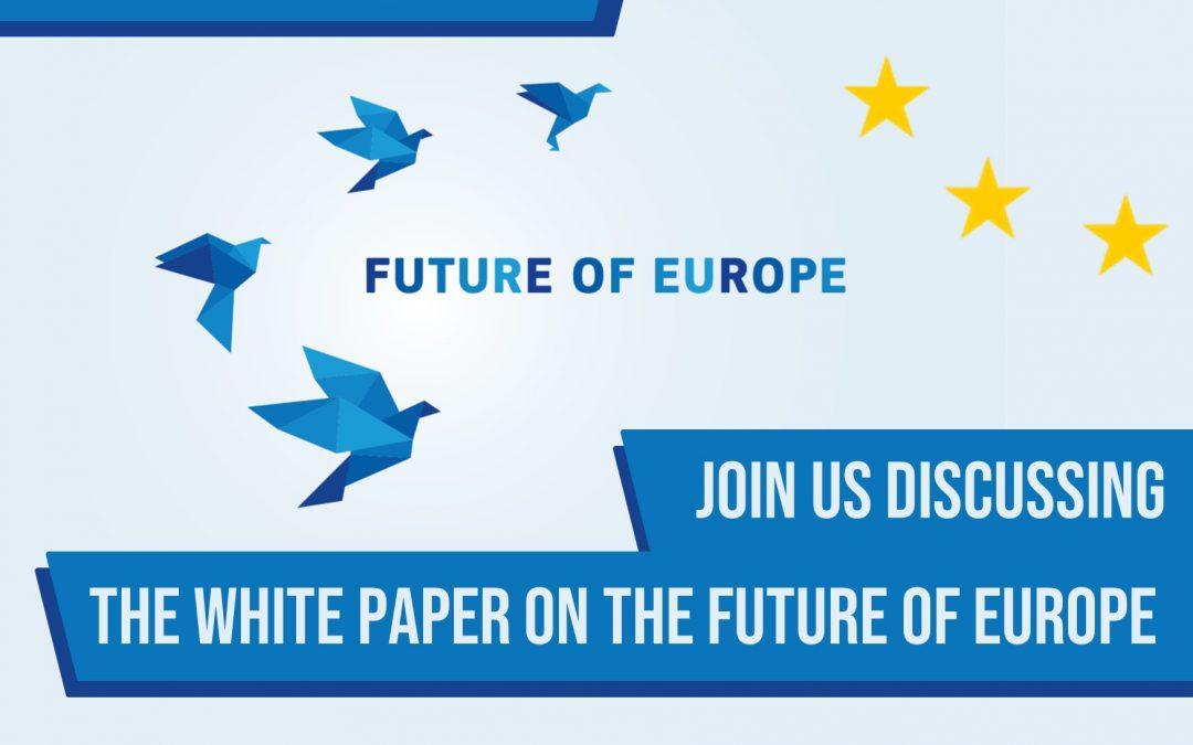 "ISG recebeu conferência subordinada ao tema ""O Futuro da Europa"""