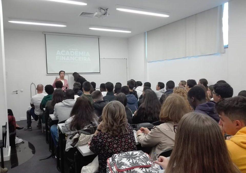 Primeira Sessão da 3º Edição da Academia Financeira