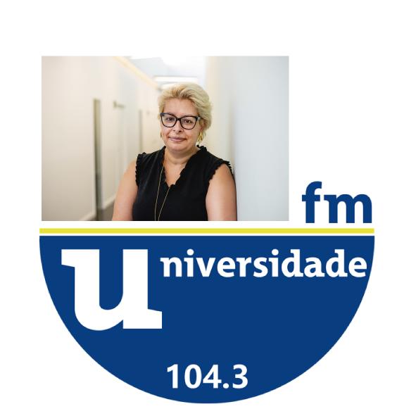 Entrevista da Senhora Administradora do Grupo ENSINUS à Rádio Universidade FM