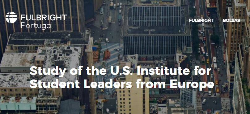 Study of the U.S. Institute for Student Leaders from Europe