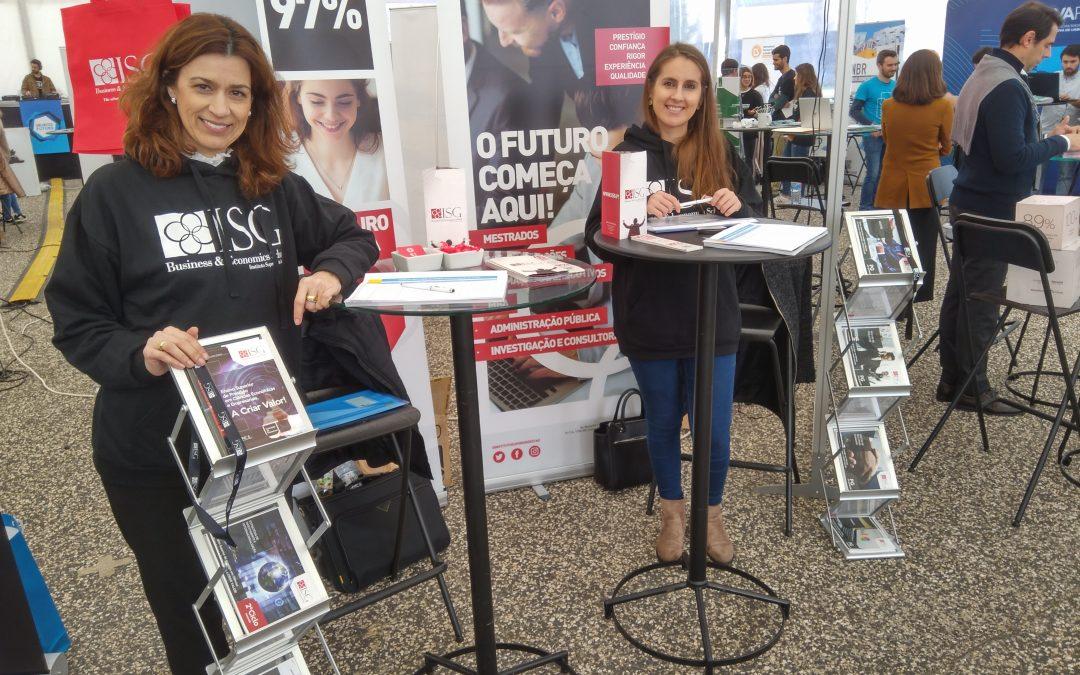 ISG marca presença na Unlimited Future