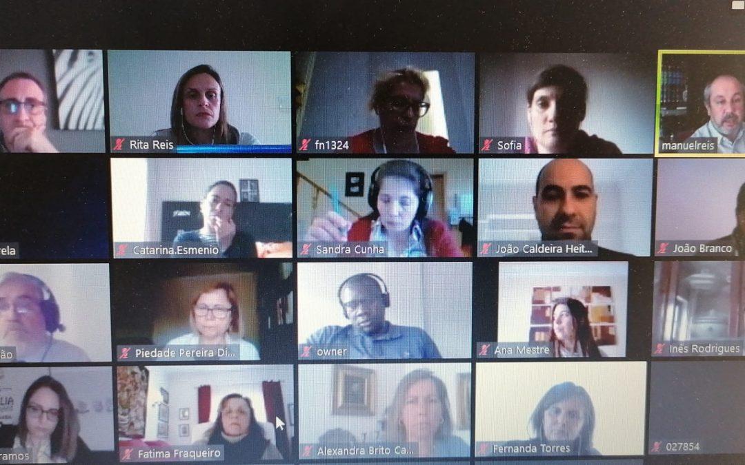 Reunião Grupo ENSINUS