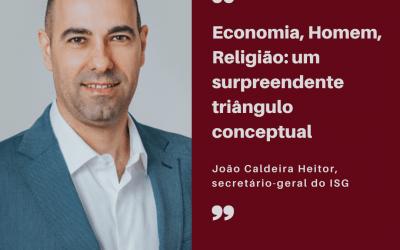 Economia, Homem, Religião: um surpreendente triângulo conceptual