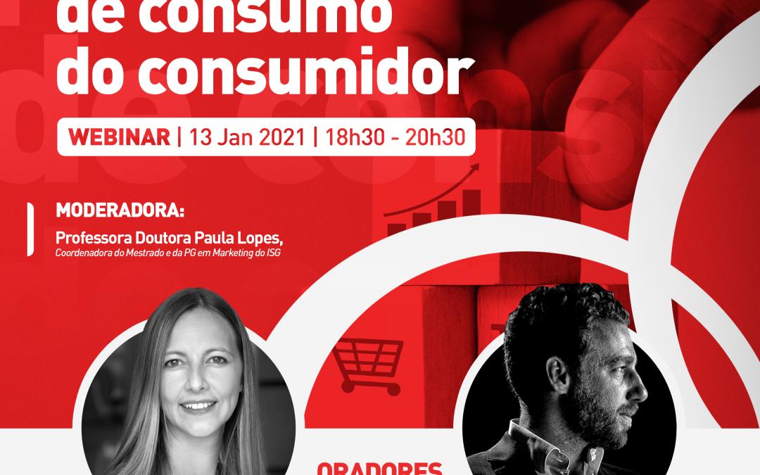 """Webinar: """"Soluções criativas para as novas rotinas de consumo do consumidor"""""""