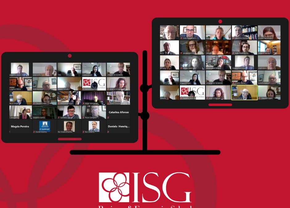 Reunião Geral de Professores do ISG