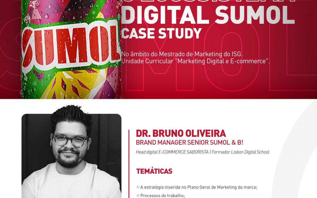 """Webinar: """"O Ecossistema Digital SUMOL – Case Study"""""""