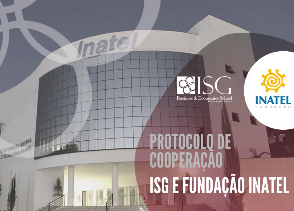 Instituto Superior de Gestão e Fundação INATEL celebram protocolo de cooperação