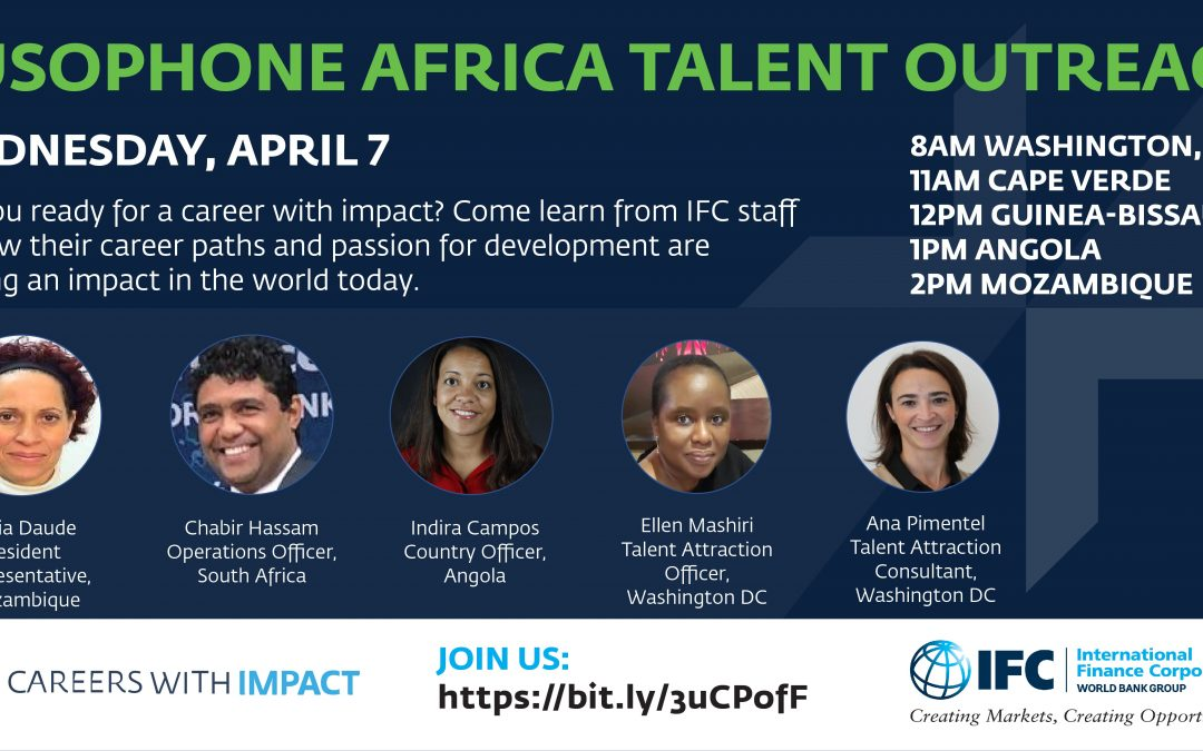 Lusophone Africa Talent Outreach