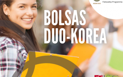 Programa de Bolsas DUO-Korea