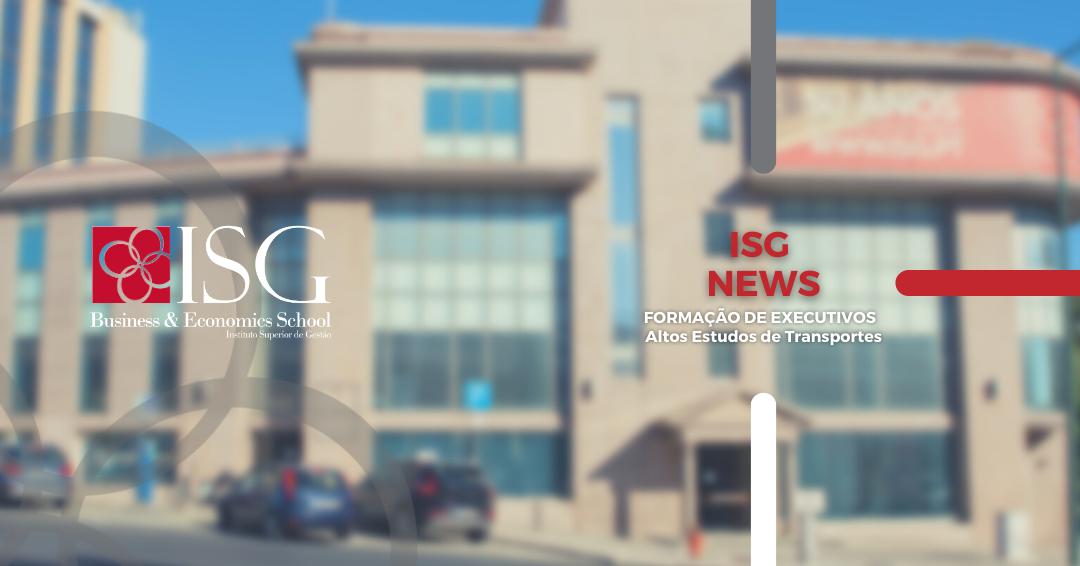 Formação de Executivo – Altos Estudos de Transportes em destaque na imprensa digital nacional