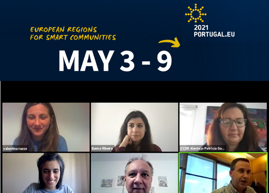 Professor Doutor Miguel Varela na Cimeira das Regiões Europeias de Smart Communities – European Summit of Local and Regional Communities