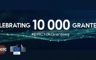 ERC anuncia novos 1000 bolsistas