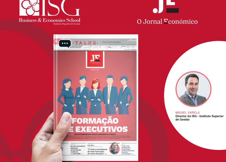 """""""ESCOLAS REFORÇAM DIGITALIZAÇÃO E DIVERSIFICAM OFERTA FORMATIVA"""""""