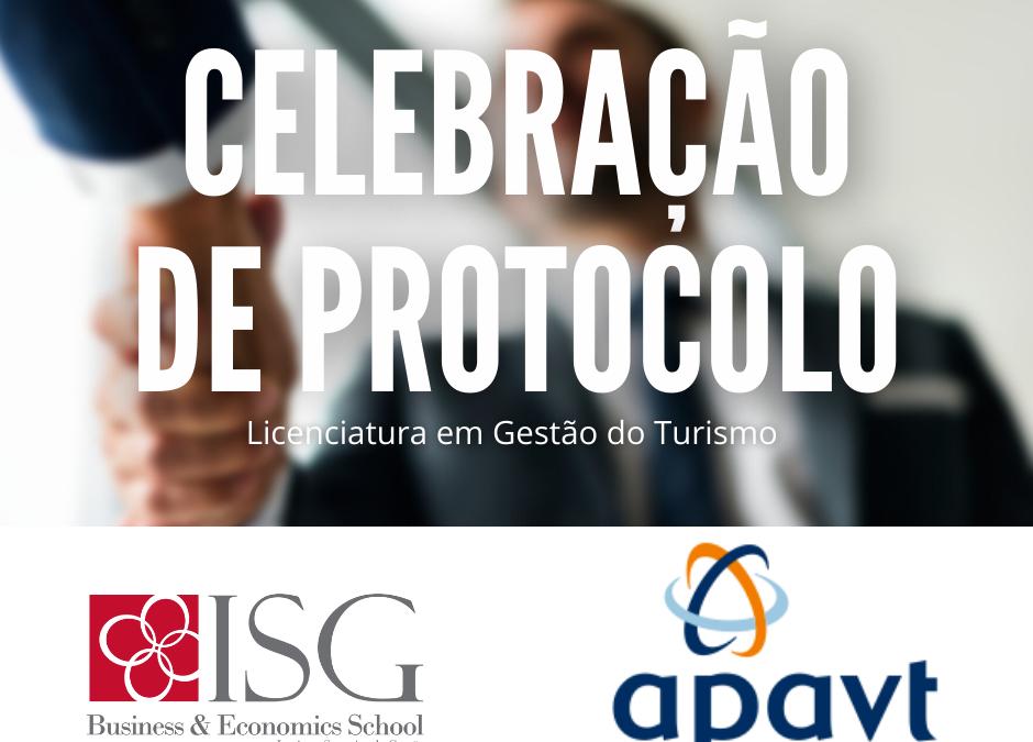 ISG e APAVT celebram protocolo