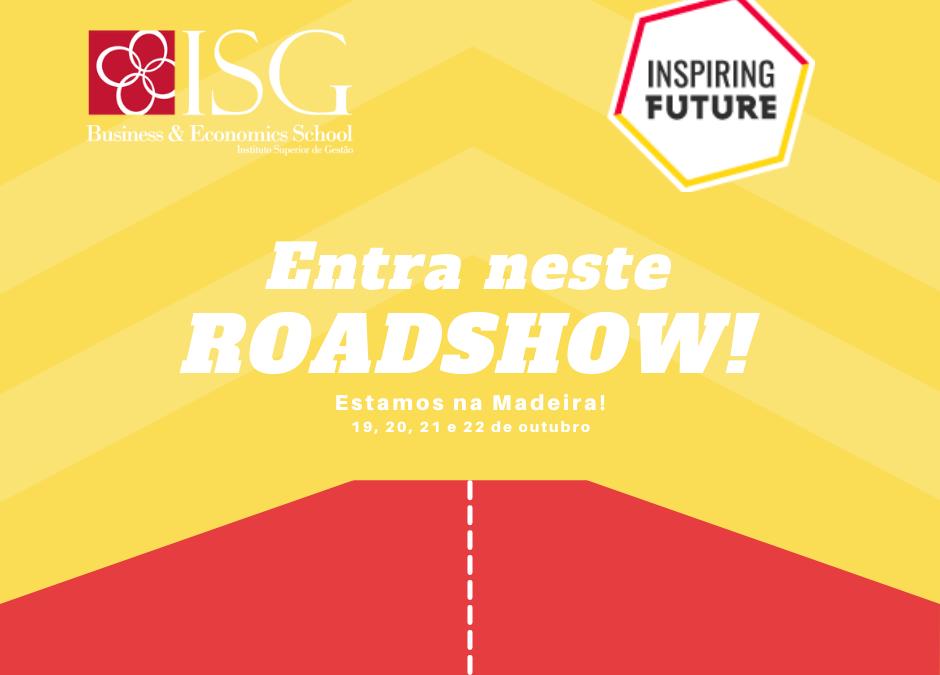 ISG no Projeto País do Inspiring Future